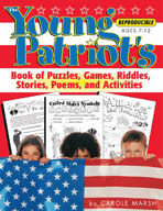 The Young Patriot's Book of Puzzles, Games, Riddles, Stori
