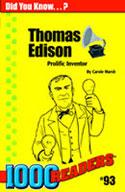 Thomas Edison: Prolific Inventor