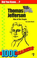 Thomas Jefferson: Man of the People