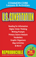 U.S. Constitution  Common Core Lessons and Activities