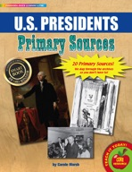 U.S. Presidents Primary Sources Pack