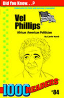 Vel Phillips: African-American Politician