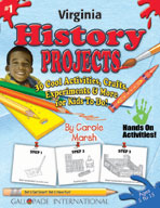 Virginia History Projects