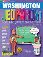 Washington Jeopardy!: Answers & Questions About Our State!