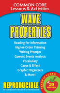 Wave Properties  Common Core Lessons and Activities