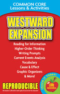 Westward Expansion - Common Core Lessons and Activities