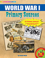 World War I Primary Sources