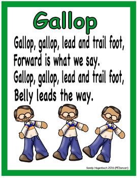 GALLOP Locomotor Poster
