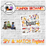 "GAME - Spy & Match ""England"""