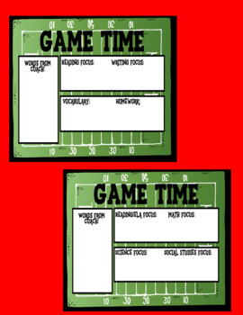 GAME TIME: Daily PowerPoint Templates