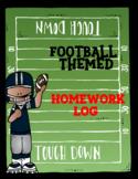 GAME TIME: Editable Homework Log