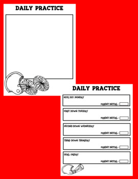 GAME TIME: Editable Homework Log