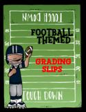GAME TIME: Grading Slip