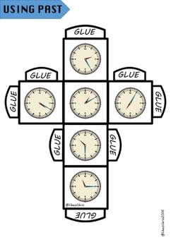 Time Dice ! - What Time is It ?