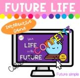 GAME - Your life in the future - Colour me Confetti