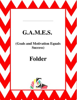 G.A.M.E.S. Folder