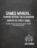 GAMES MANUAL: Chapter 10 - Circle Games