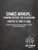 GAMES MANUAL: Chapter 12 - Odds & Ends