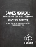 GAMES MANUAL: Chapter 5 - Initiatives