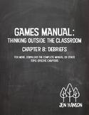 GAMES MANUAL: Chapter 8 - Debriefs