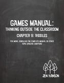 GAMES MANUAL: Chapter 9 - Riddles