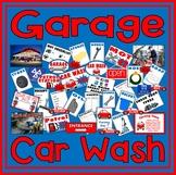 GARAGE CAR WASH ROLE PLAY TEACHING RESOURCES EYFS KS1-2