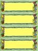 GARDEN THEME CLASSROOM DECOR BUNDLE | PLANTS | BEES | BUGS | by Learner's Hub