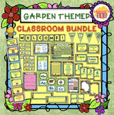 GARDEN THEME CLASSROOM DECOR BUNDLE | PLANTS | BEES | BUGS | by Learner's Hub