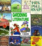 GARDENS! PLANTS! SEEDS! TREES! 11 Award-winning Books