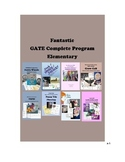 Fantastic! Gifted and Talented 3rd 4th 5th COMPLETE PROGRAM 50+ Hours 350+ Pages
