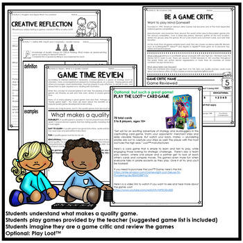 Critical Thinking - Logic and Games