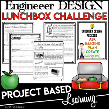** Gifted and Talented ** - The Lunchbox Challenge - 2 1/2 Hour Activity