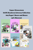 GATE Hands-on Literacy Collection 200+ pages - 33% Discount - Cool!