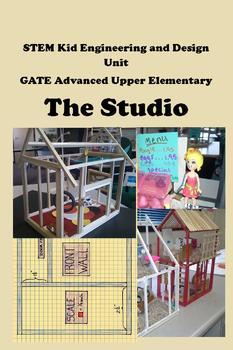 "GATE + STEAM -- ""The Studio"" Unit for Upper Elementary"