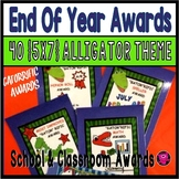 ALLIGATORS End of Year Classroom Awards and Superlatives