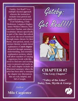 "GREAT GATSBY – Chapter 2:  ""The Grey Chapter"" ELA Teacher"