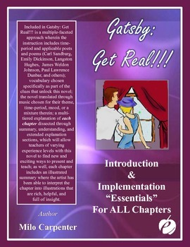 GREAT GATSBY – ELA Teacher Introduction & Implementation ""