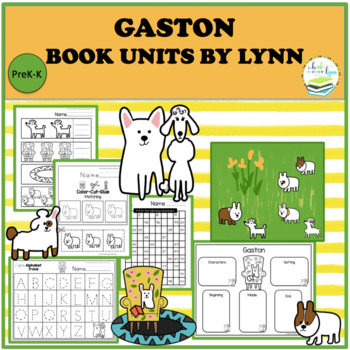 GASTON  BOOK UNIT BY LYNN