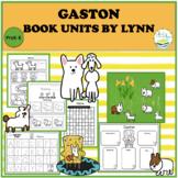 GASTON  BOOK UNIT BY LYNN