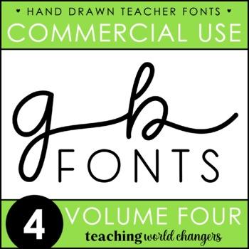 GB Fonts - Volume Four