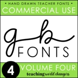 GB Fonts - Volume Four