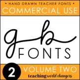 GB Fonts - Volume Two
