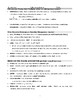 GCE O Level Human Excretion System Note Part 1