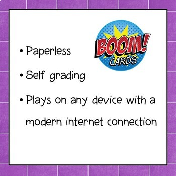 GCF Digital Interactive Boom Cards