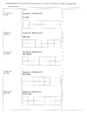 GCF (Factoring Linear Expressions) Cornell Notes-7.EE.1; Math. Pract. 1, 2, 3, 4