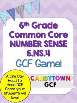 GCF Game