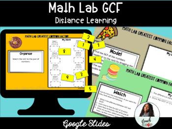 GCF Math Lab