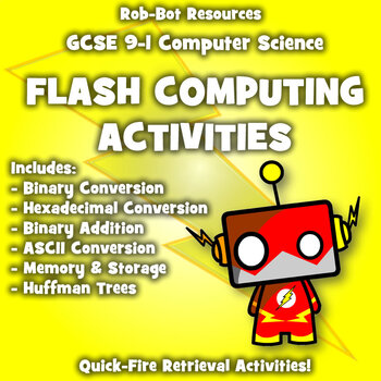 GCSE 9-1 Computer Science: Flash Revision Activities