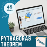GCSE (9-1) Exam Practice on Pythagoras Theorem