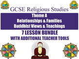 GCSE Buddhism - Relationships & Families (7 Lessons)